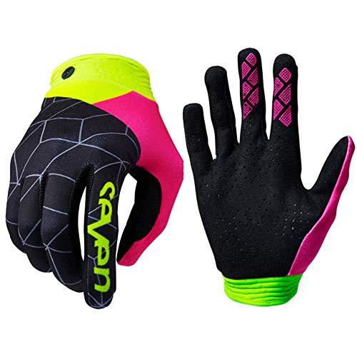 Berrd 2019 Motocross Racing Gloves Off Road Guantes Dirt Bike Bicicleta Ciclismo Motocicleta Guantes S