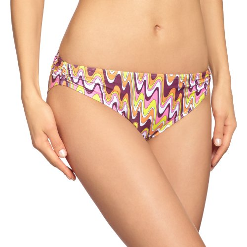 Gant Damen Bikini Hose 460100 Gr. 40,Rot (MANDARIN ORANGE)