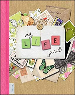 My Life Journal (Life Canvas) (All About My Life - Collage)