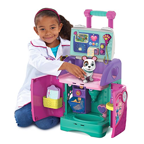 The Doc McStuffins Pet Rescue set is a great gift idea for a 4 year old girl