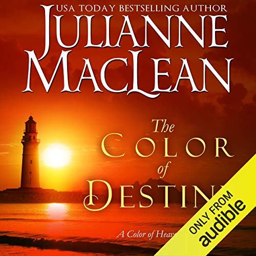 The Color of Destiny audiobook cover art