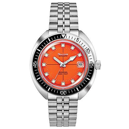 Men's Bulova Archive Series Devil Diver Oceanographer Limited Edition Watch 98C131