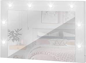 Espelho Camarim LED Stars para Penteadeira - Moldura em MDF