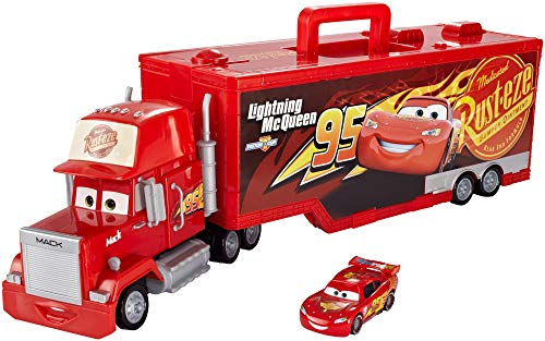 Disney Pixar Cars 3 Mack Portable Playcase [Amazon Exclusive]