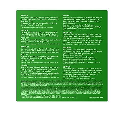 Xbox One Wireless Controller (geeignet für Windows) - 3