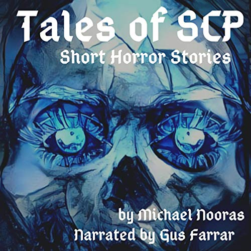 Tales Of SCP: Short Horror Stories, Book 2 cover art
