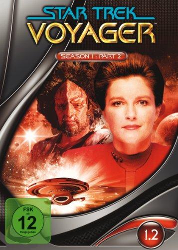 Star Trek - Voyager/Season 1.2 (4 DVDs)