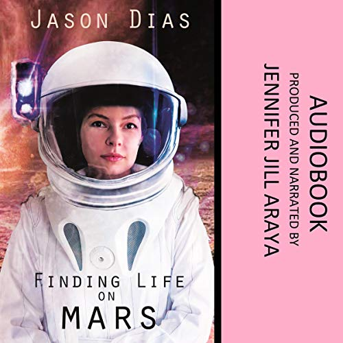 Finding Life on Mars audiobook cover art