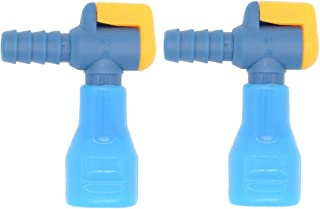 Alemon Silicone Bite Valve Replacement Piping Nozzle for Water Bag