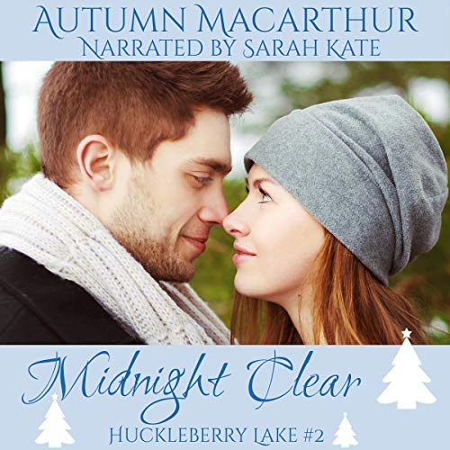 Couverture de Midnight Clear: A Clean and Sweet Christian Romance in Idaho at Christmas