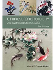 Chinese Embroidery: An Illustrated Stitch Guide