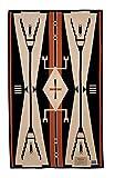 Pendleton, Wool Saddle Blanket, Cheyenne Eagle Beige / Black