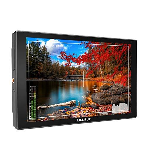 "LILLIPUTA1110.1""4KCameraMonitorwith4KHDMIand3G-SDI Input & Loop Output 1920x1200 Full HD Resolution"