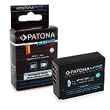 PATONA Platinum Bateria NP-W126 Compatible con Fujifilm FinePix HS30EXR HS33EXR HS50EXR...