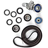 SCITOO Timing Belt Tensioner Kit Automotive Replacement Timing Parts Belt Sets...