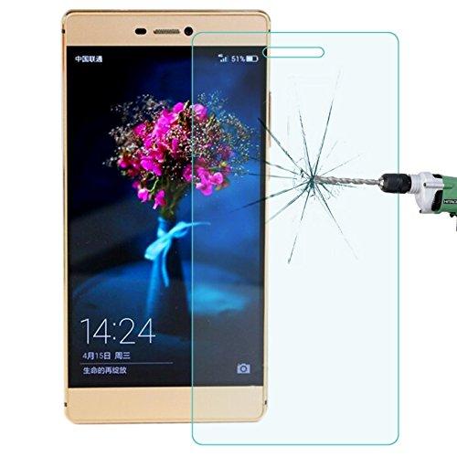 DACHENGJIN Protector de Pantalla For Huawei 0.26mm 9H + Dureza Superficial 2.5D Película de Vidrio Templado a Prueba de explosiones For Huawei P8
