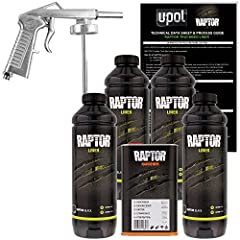 Easy To Use: Tint - Add Hardener - Shake - Spray Enough Material To Re-Spray The Largest Truck Beds Abrasion And Stain Resistant Protects Against Rust Corrosion Salt Damp & Extreme Temperatures Waterproof Flexible Helps Deaden Sound & Vibrations