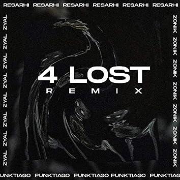 4 lost (feat. Resarhi, Punktiago & Zyal)