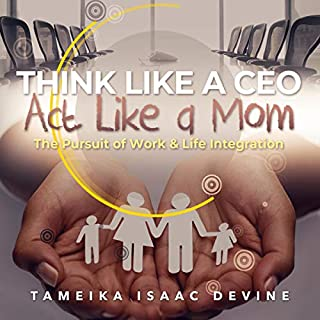 Think Like a CEO, Act Like a Mom audiobook cover art
