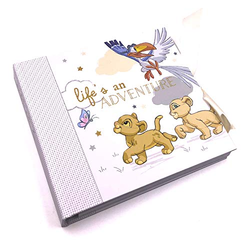 Disney DI553 Album photo bébé Simba Roi Lion
