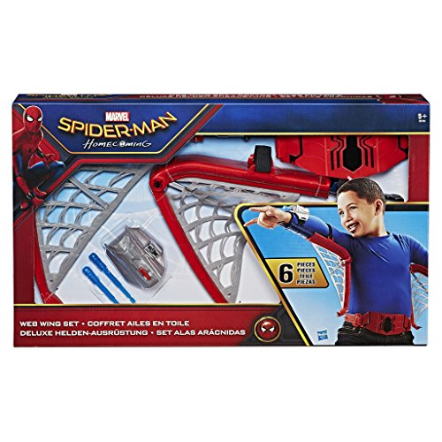 Spider-Man Homecoming Web Wing Set