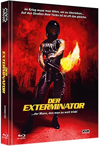 Exterminator 1 [Blu-Ray+DVD] - uncut - limitiertes Mediabook Cover D