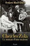 Chez les Zola - Le roman d'une maison