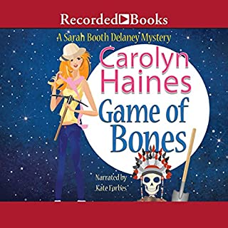 Game of Bones audiobook cover art