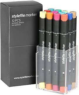 Stylefile Marker 12er Set Main B