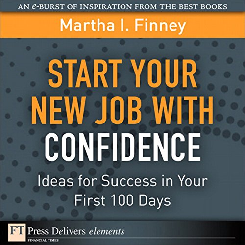 Start Your New Job with Confidence audiobook cover art