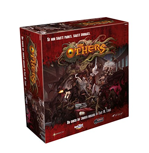Asmodee 9300 - The Others 7 Sins, Edizione Italiana