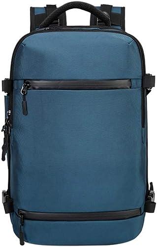 Sac à Dos De Voyage D'affaires, Sac à Dos De Sport De Grande Capacité, Sac D'alpinisme Extérieur Multifonctionnel (Couleur   Bleu)