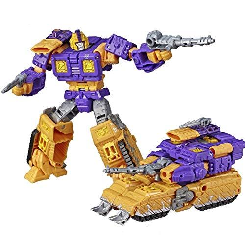 ghjkl Trànsfōrmêrs tōys, KO Transformation Siege Of Cybertron Deluxe Class Action Figure Assembled Model Toy