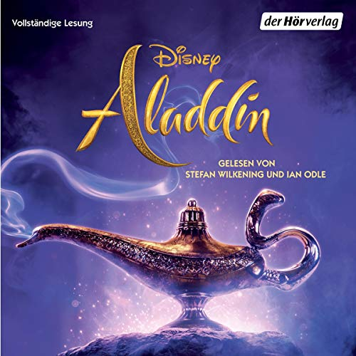 Aladdin cover art