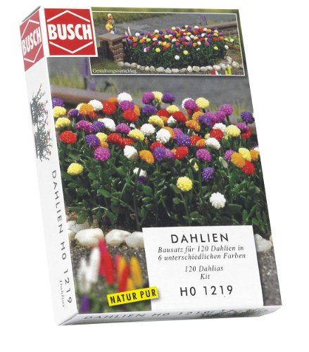 Hornby France - Busch - 1219 - Circuit - Train - Dahlias