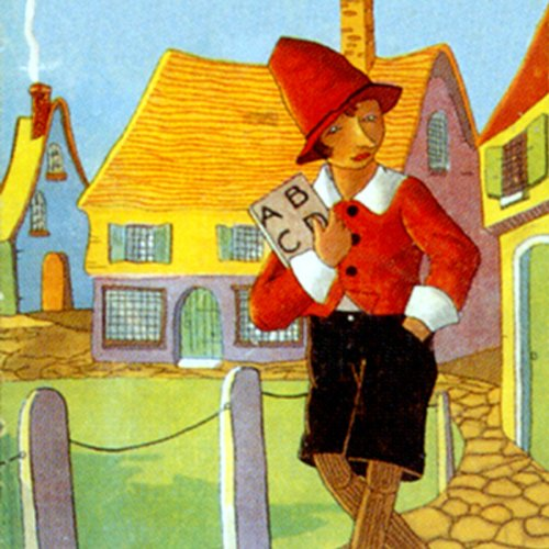 Pinocchio audiobook cover art