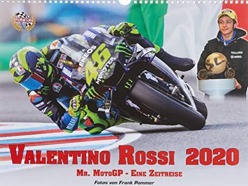 Pommer, F: Valentino Rossi - Mr. MotoGP 2020
