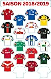 DFL 1. Bundesliga Magnetic Board - Update-Set of The Club Jerseys (Season 2018-2019) -