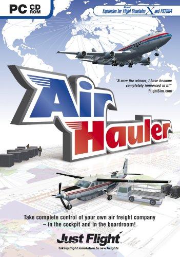 Flight Simulator X and 2004 - Air Hauler (Add-On) [UK Import]