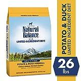 Natural Balance Limited Ingredient Diets Potato & Duck Formula Dry Dog...