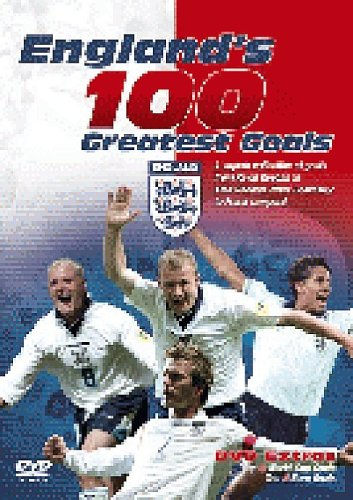 England's 100 Greatest Goals [DVD]