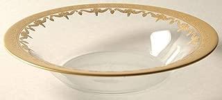 Arte Italica Vetro Gold Pasta Soup Bowl