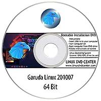 "Garuda Linux 201007 ""Cinnamon"" (64Bit) - Bootable Linux Installation DVD"