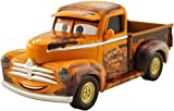 Cars 3-DXV37, Coche Smokey, Mattel Spain DXV37, Colores Surtidos
