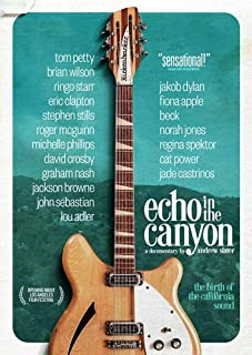 Echo in the Canyon [DVD]