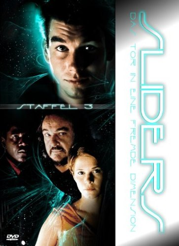 Sliders - Das Tor in eine fremde Dimension: Staffel 3 (7 DVDs)