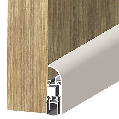 Athmer Türdichtung Schall-Ex Applic A silber eloxiert 930 mm