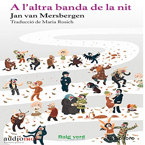 Couverture de A l´altra banda de la nit [On the Other Side of the Night] (Audiolibro en catalán)