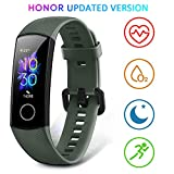 HONOR Band 5 Activity Tracker, Uomo Donna Smartwatch Orologio Fitness Cardiofrequenzimetro...
