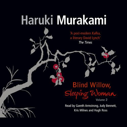 Blind Willow, Sleeping Woman, Volume 2 audiobook cover art